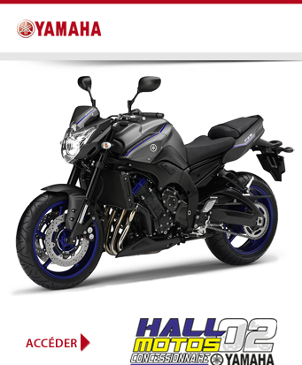 Site Yamaha Hall motos 2